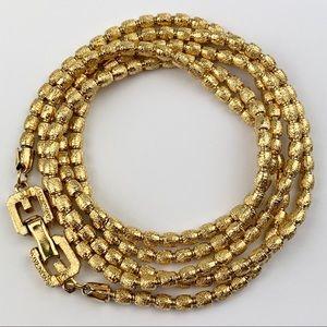 Givenchy Rare Gold Necklace